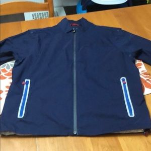 Polo golf jacket